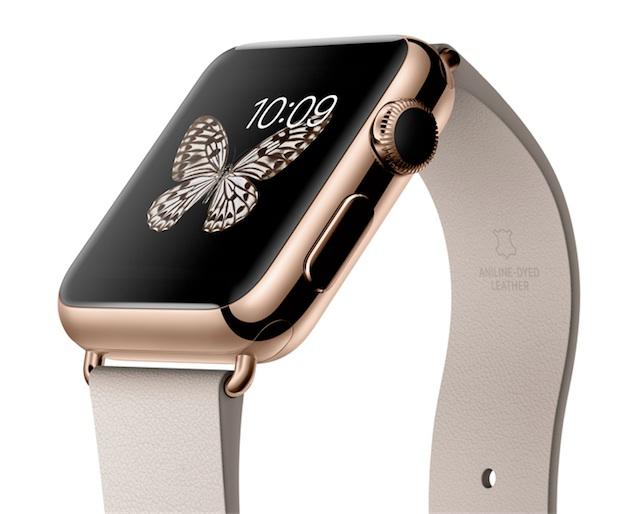 Стоимость Apple Watch Edition превысит $5000
