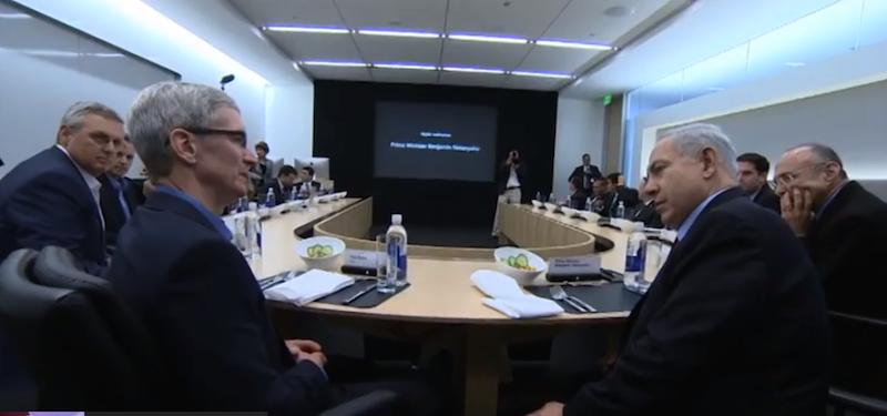 Apple откроет новый офис в Израиле
