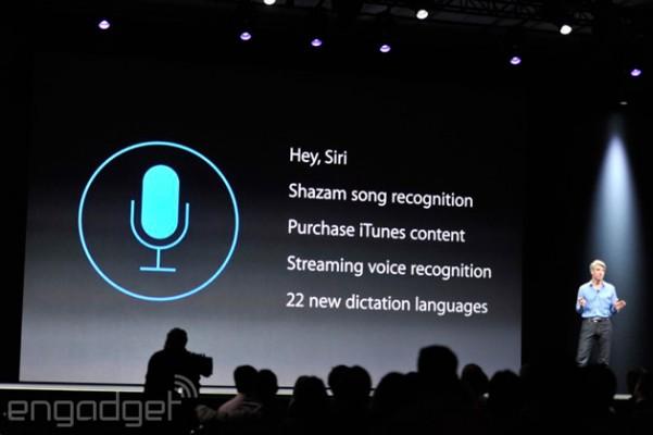 В iOS 11 возможно будет интеграция Siri с iCloud и контекстное обучение
