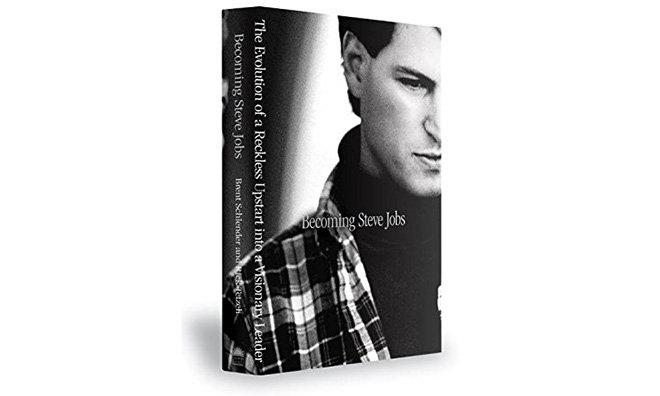 Почему стоит прочесть новую книгу о Стиве Джобсе