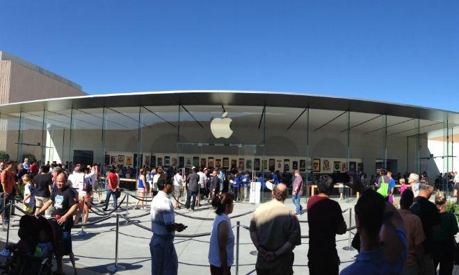 Apple платит самые низкие арендные ставки