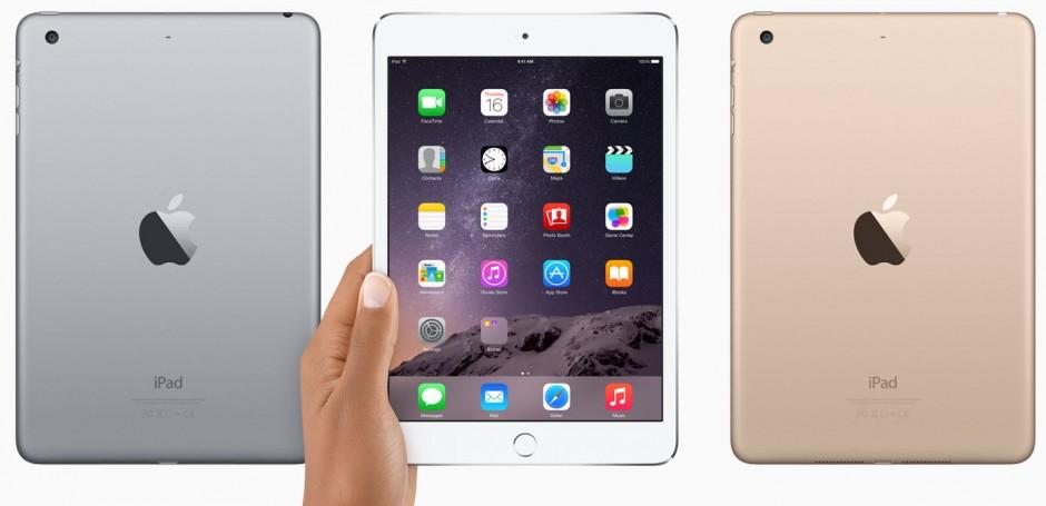 Apple может показать обновление для iPad mini