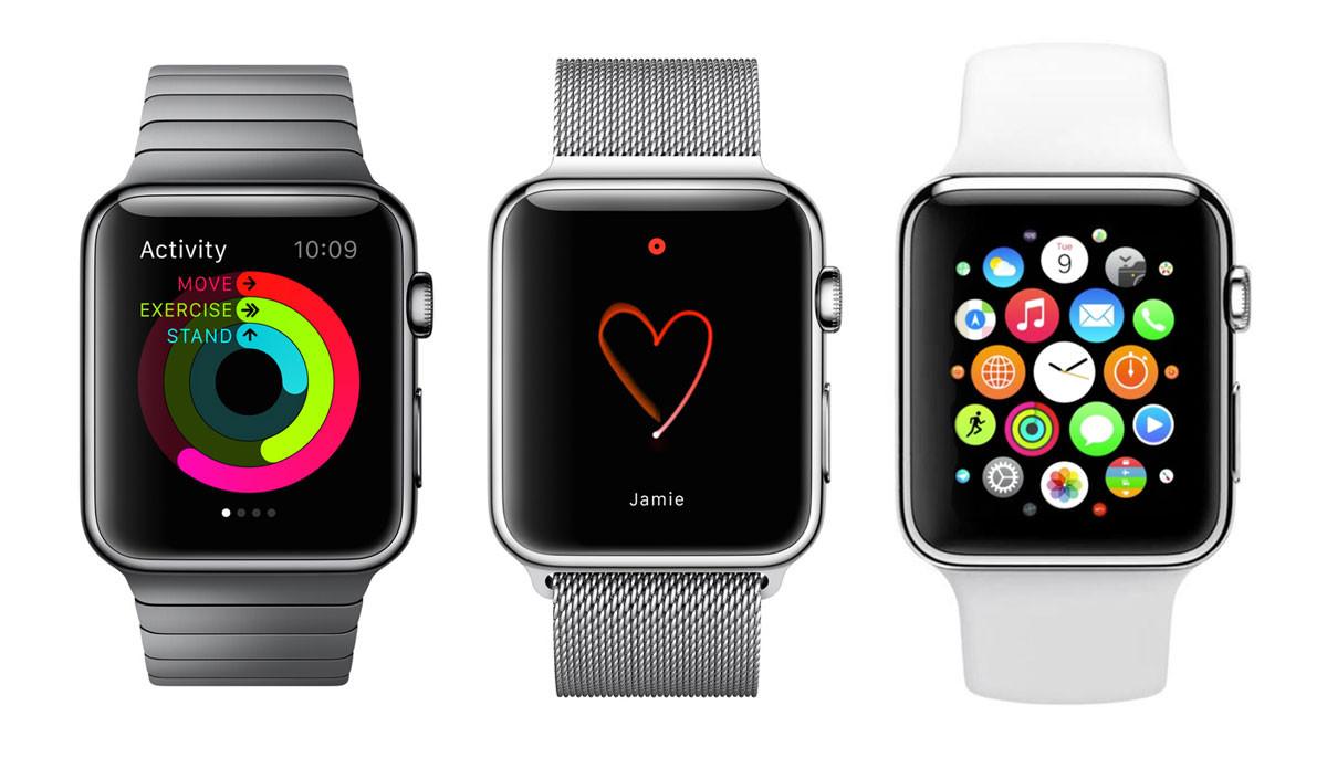Apple уверена в успехе Apple Watch