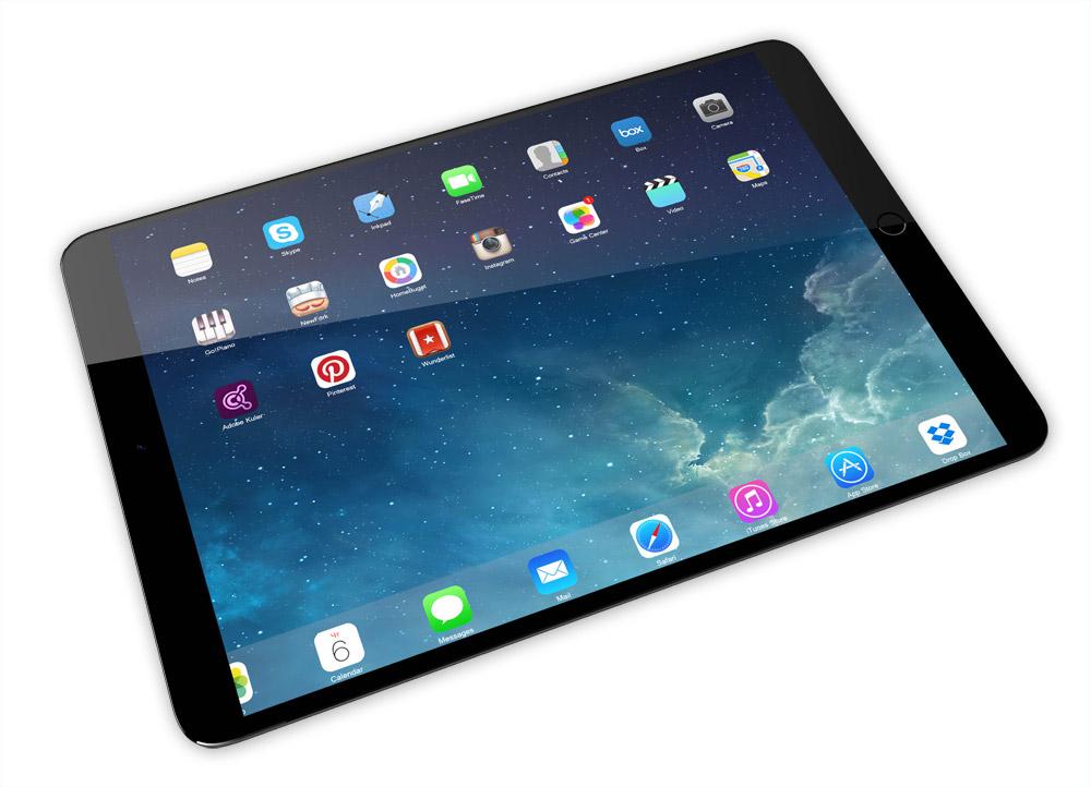 iPad Pro будет представлен позже в этом году