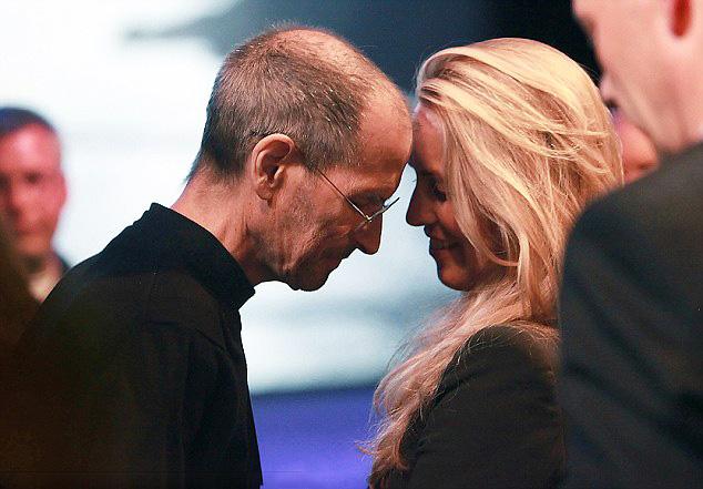 Лорен Пауэлл Джобс — одна из богатейших женщин планеты