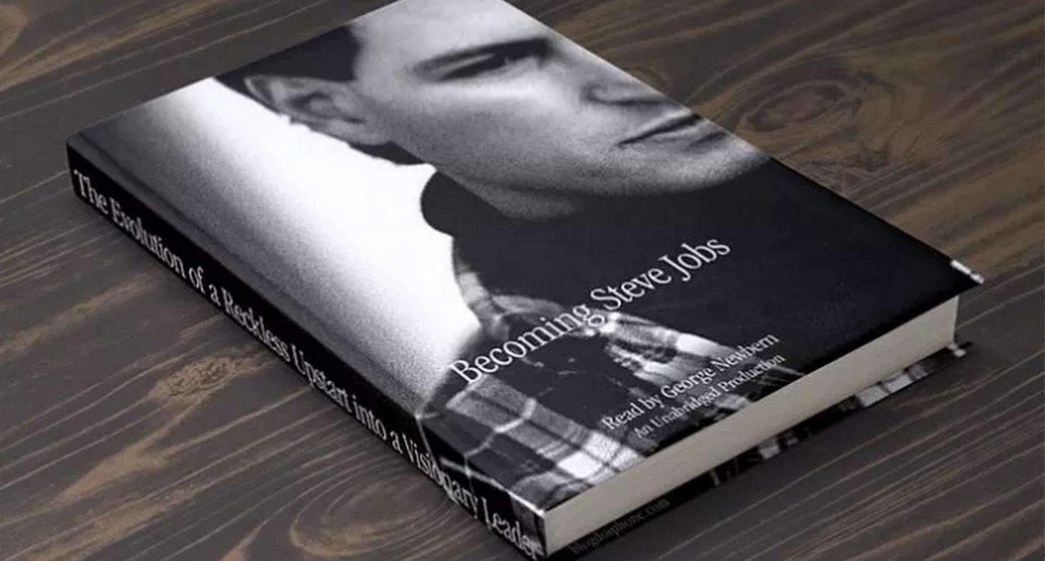 К выпуску готовят новую книгу о Джобсе