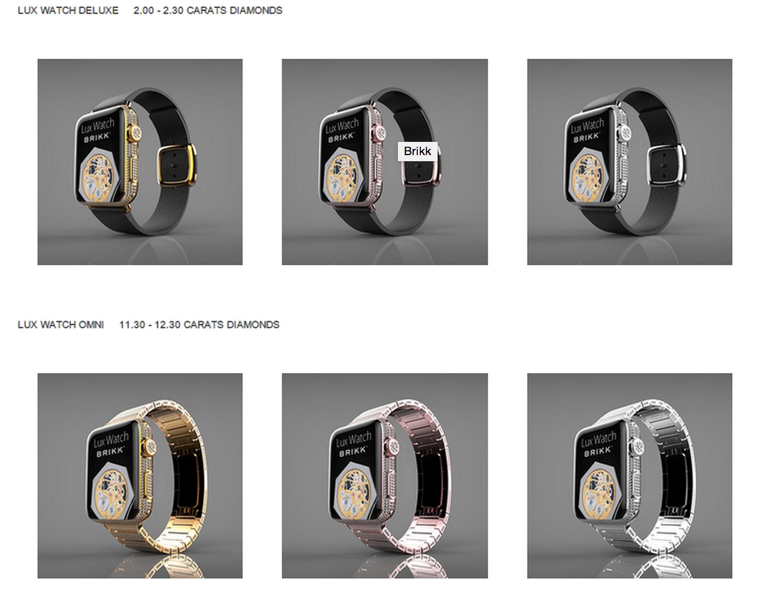 Apple Watch Edition дорогие? Недостаточно: есть версия за $100.000