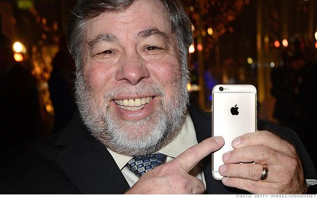 Стив Возняк купит себе Apple Watch Sport