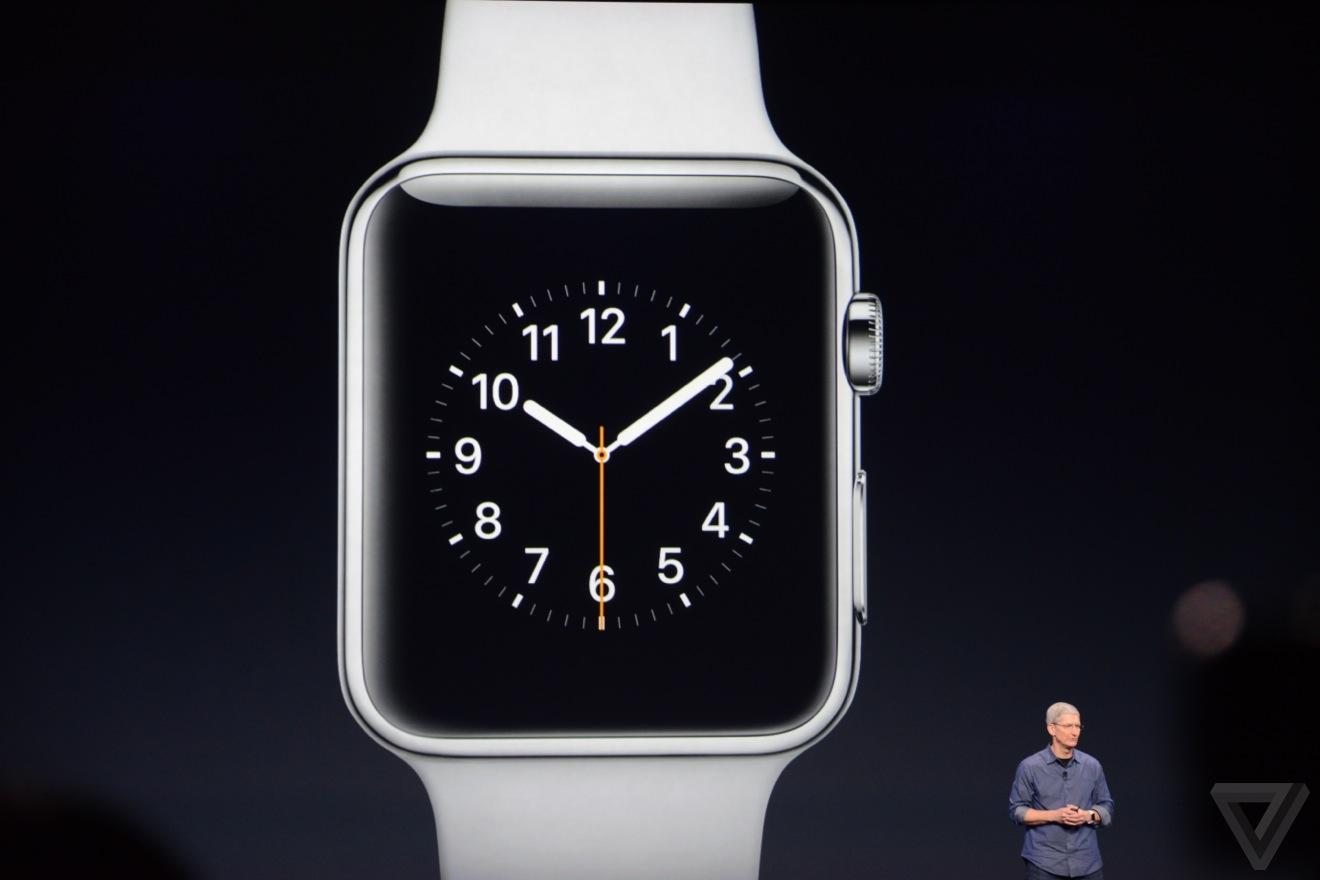 Apple Watch официально будут в России не скоро