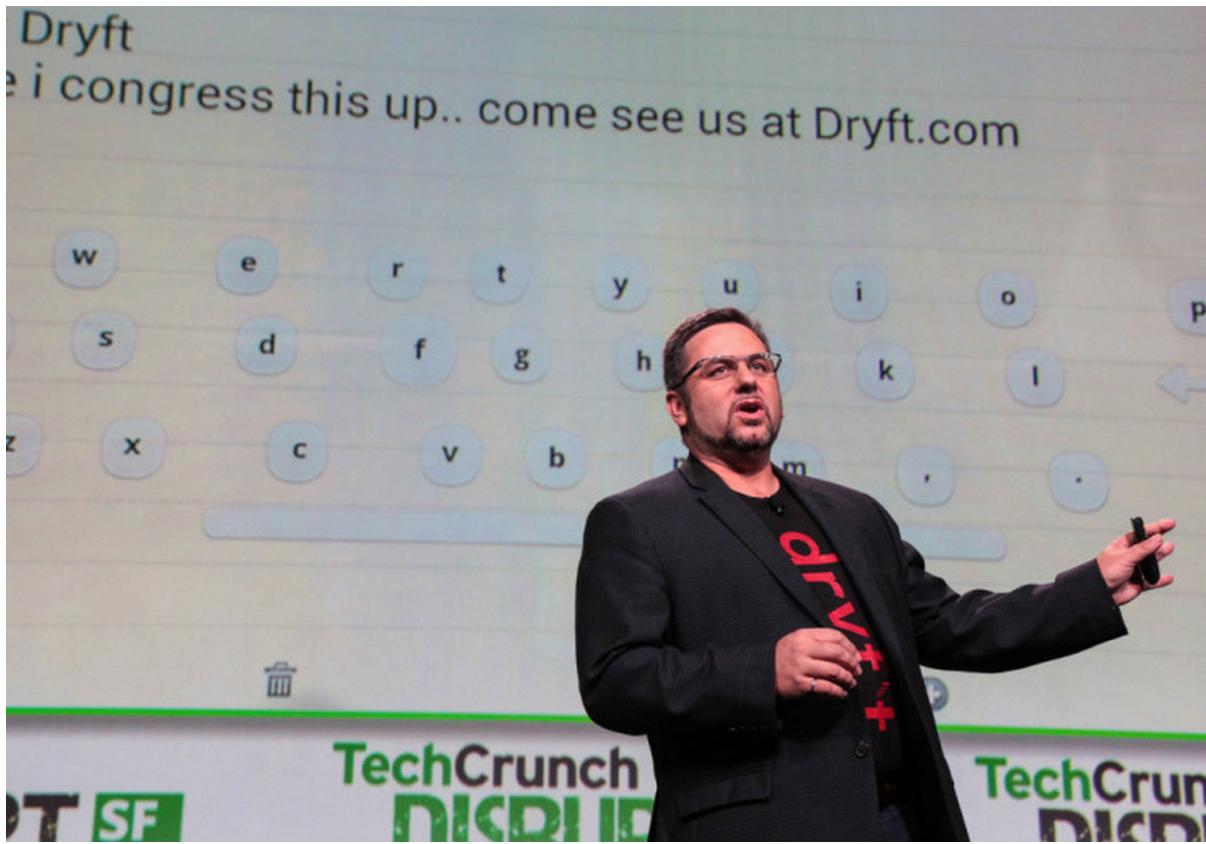 Apple купила стартап Dryft