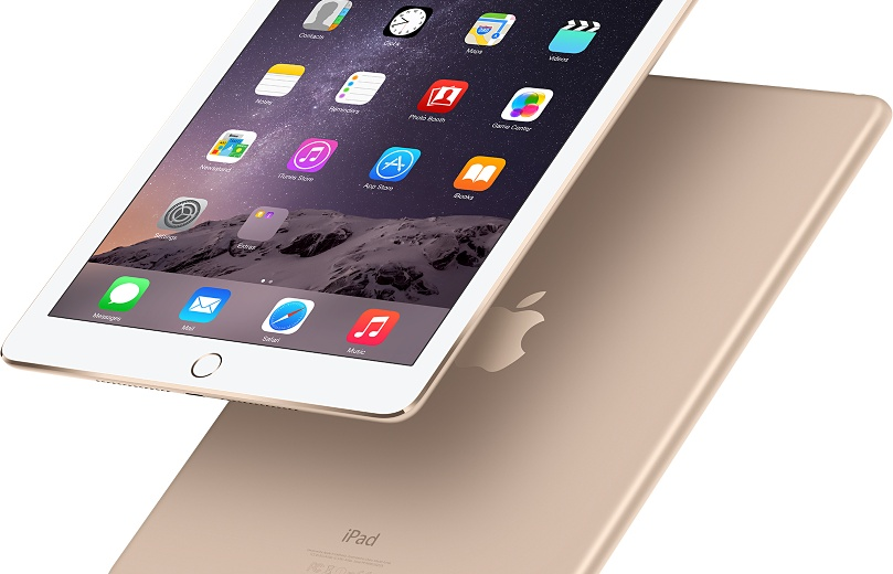 iPad 5 лет: официальная хроника событий