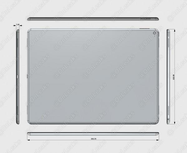Названа дата официального анонса iPad Pro