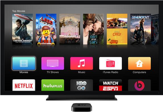 Новое поколение Apple TV не получит поддержку 4K