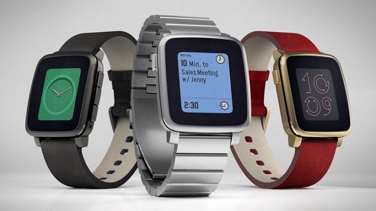 Pebble может не потянуть конкуренции с Apple Watch
