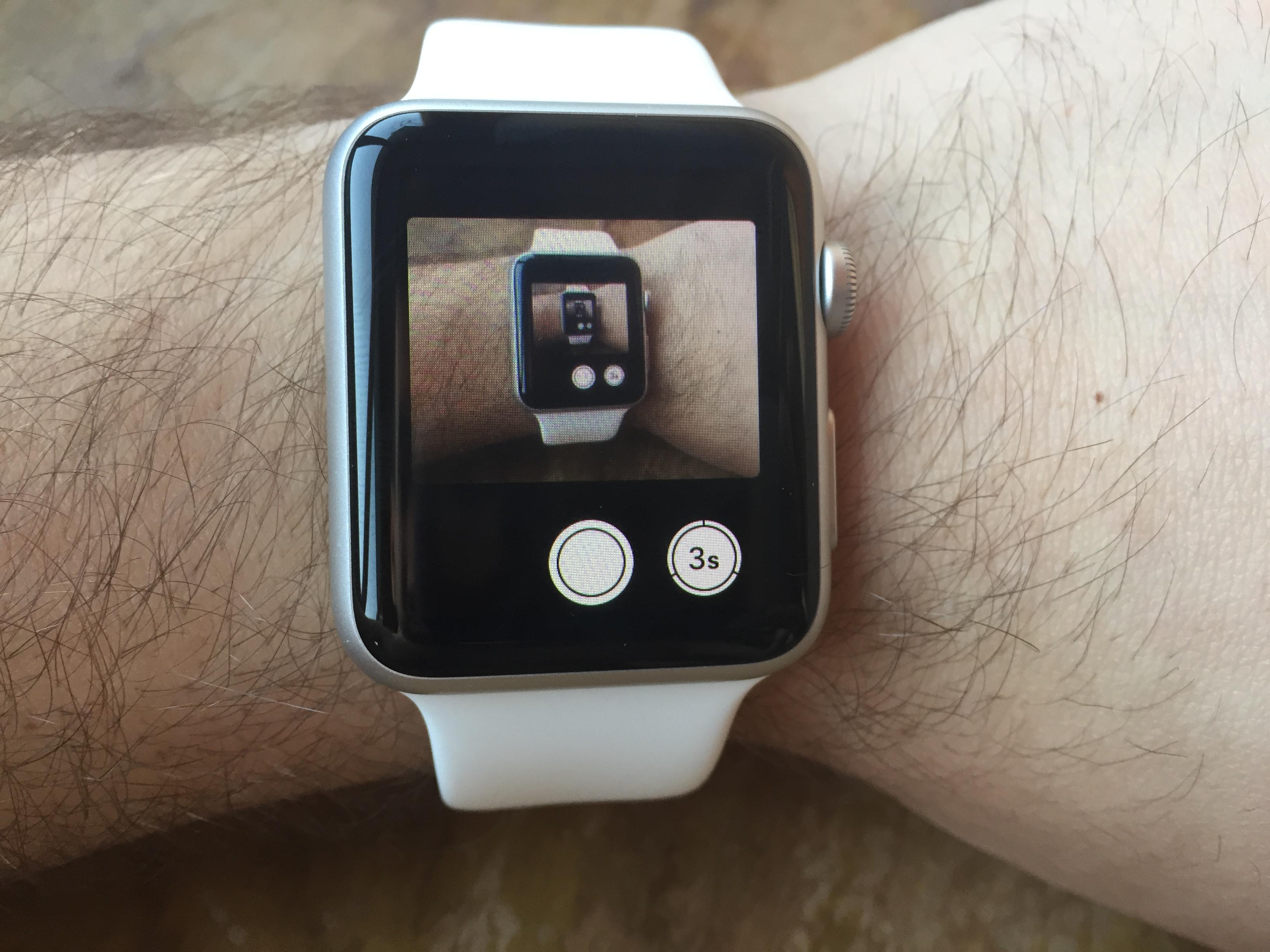 Впечатления от использования Apple Watch