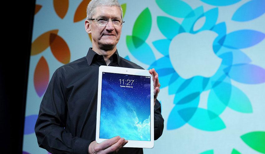 iPad Pro получит экран Force Touch