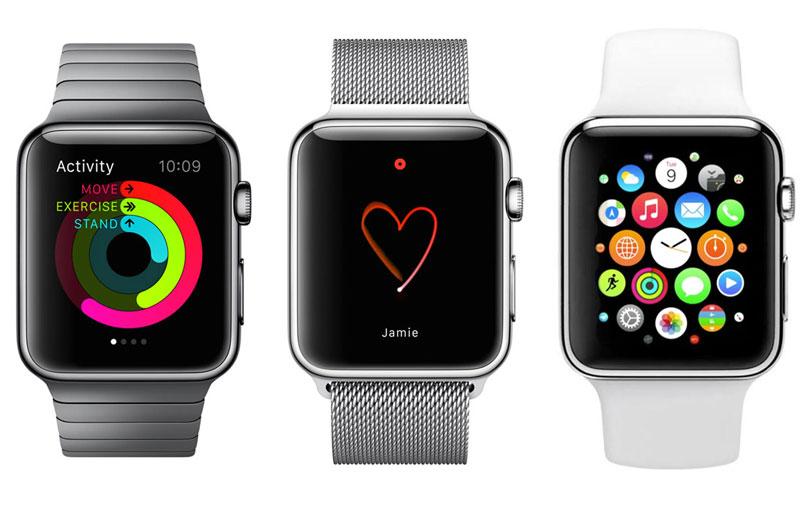 В Apple Watch появился русский язык