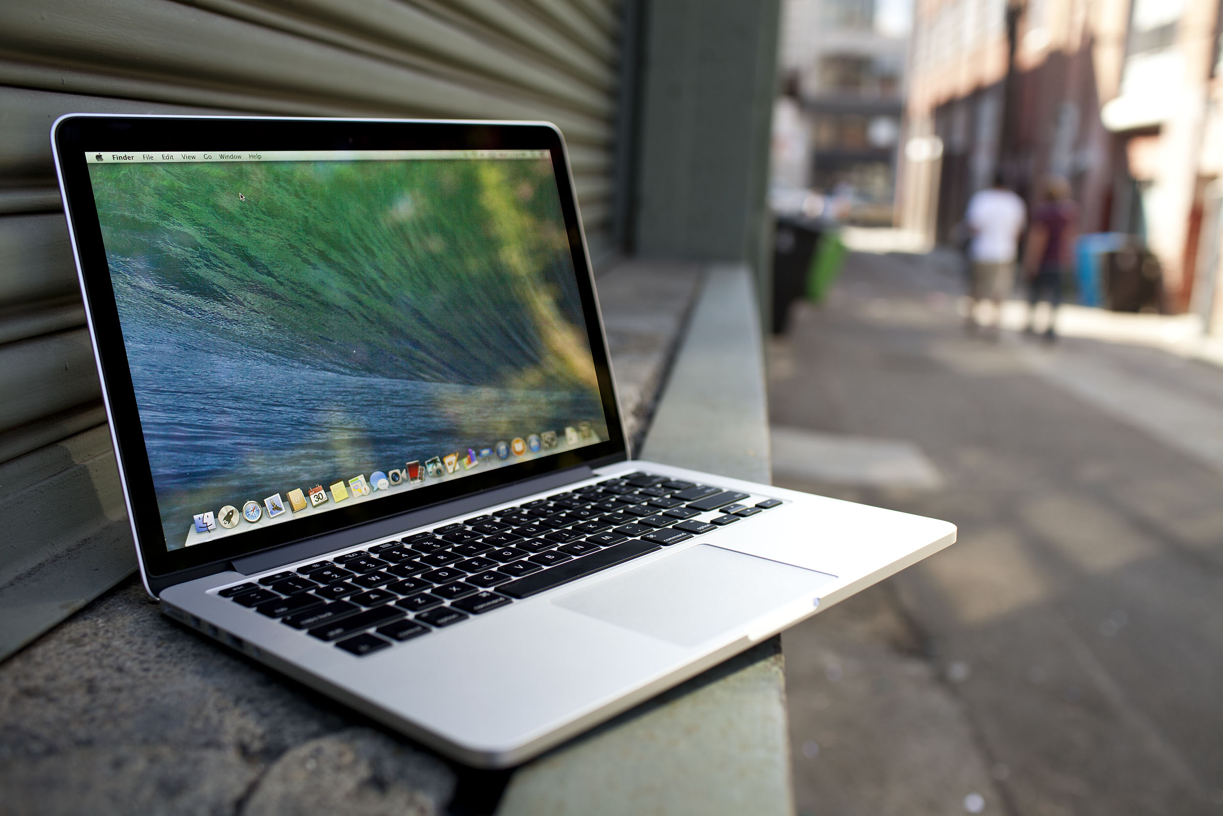 Просочились фотографии корпуса нового MacBook Pro