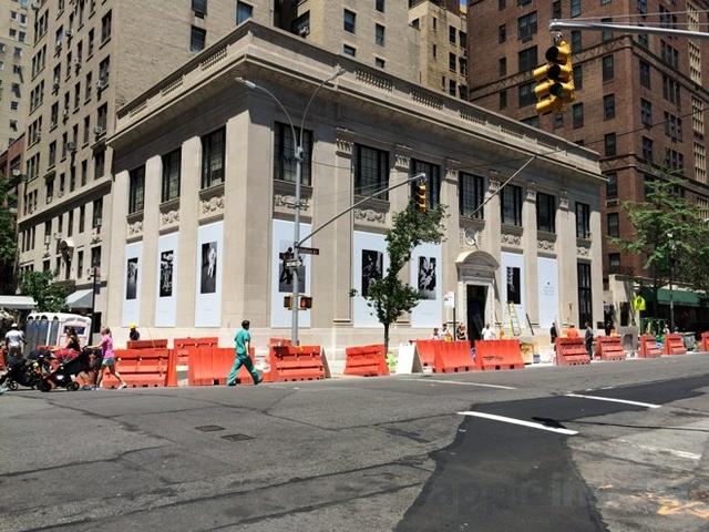 Новый Apple Store на Манхэттене откроется 13 июня