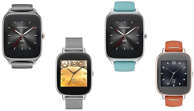 Asus представила конкурента Apple Watch