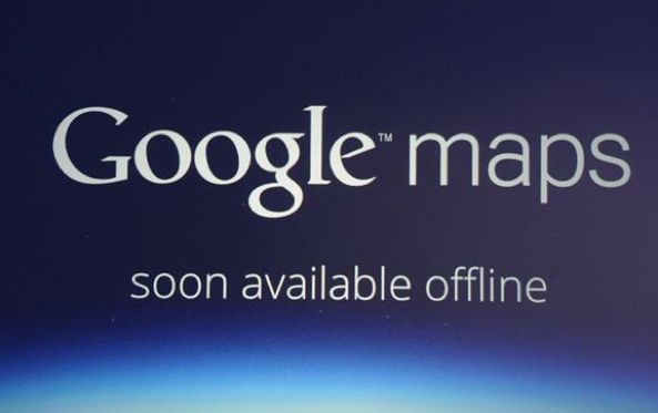 Google Maps будут работать в онлайне