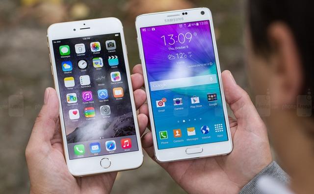 iPhone 6s Plus обзаведётся 2K-экраном, как и Samsung Galaxy Note 5