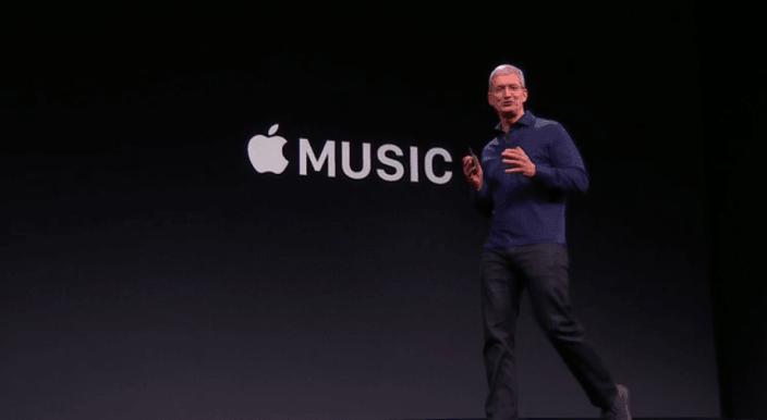 У Apple могут возникнуть проблемы с запуском Apple Music