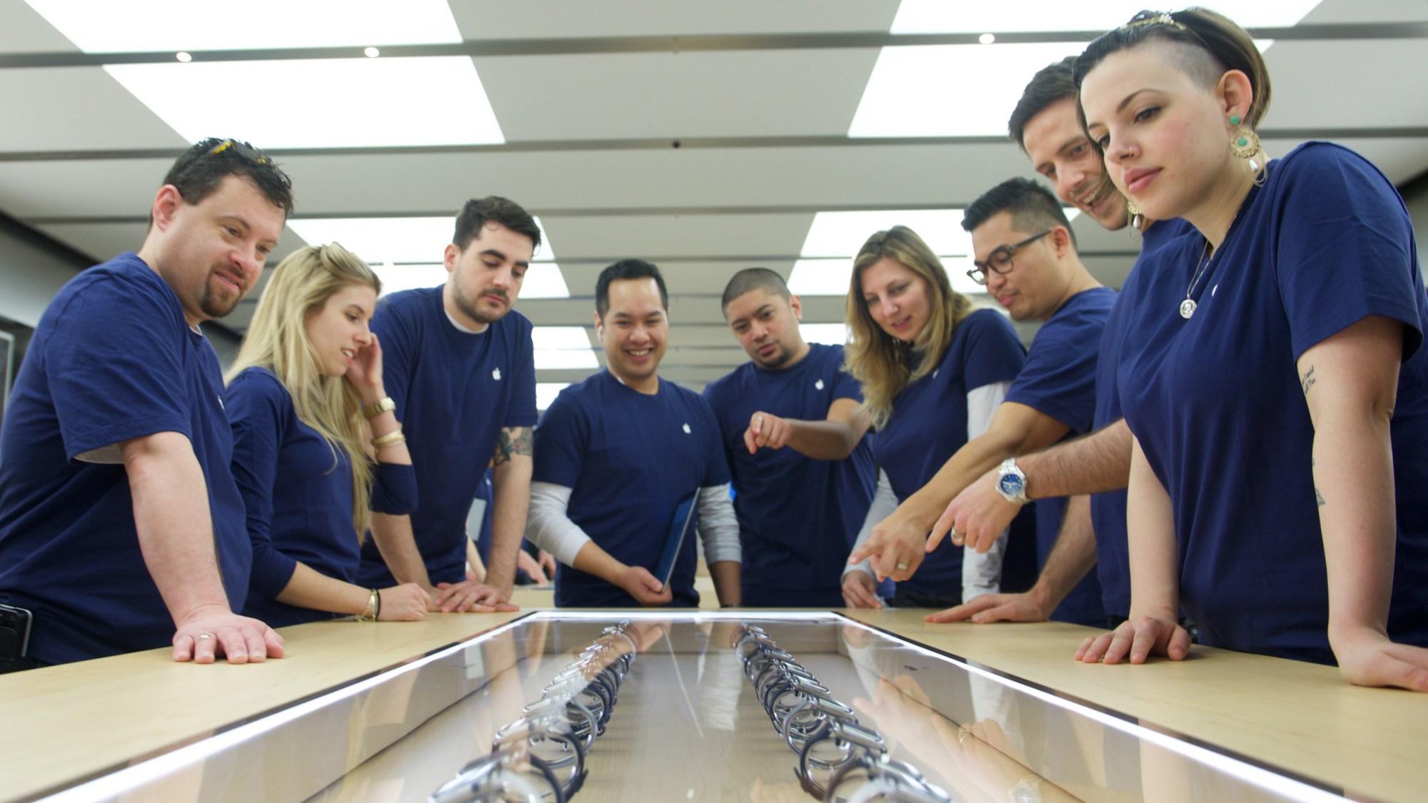 Теперь точно: Apple Watch скоро будут доступны для покупки в магазинах