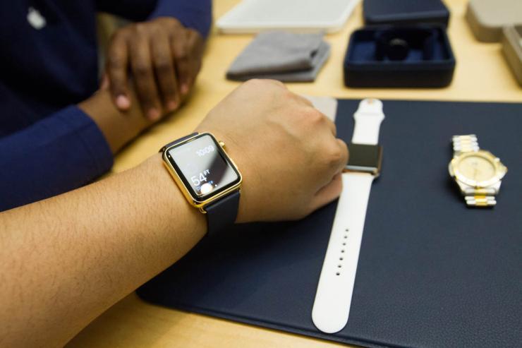 Швейцарские часы не справляются с конкуренцией Apple Watch