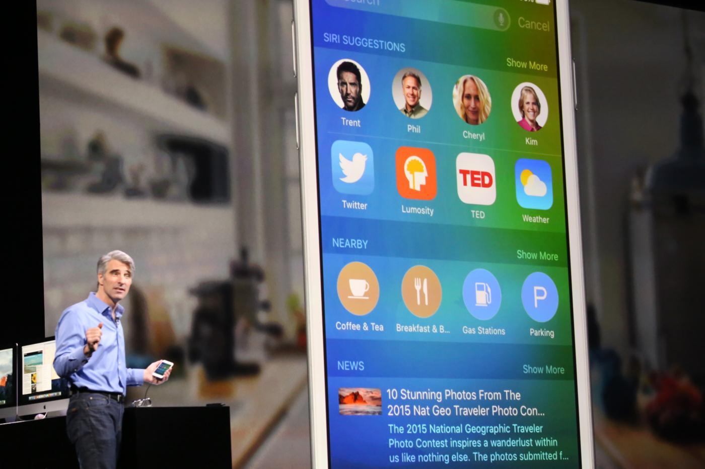Коротко: Презентация Apple за 90 секунд