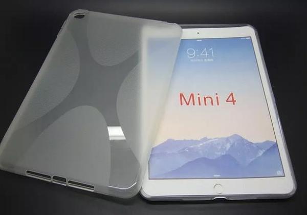 Для iPad mini 4 уже готовы чехлы