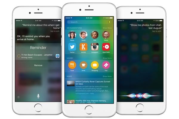 В iOS 9 сняли лимит на количество отправляемых по почте фото