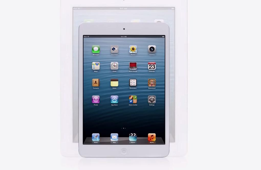 Первый iPad mini теперь история