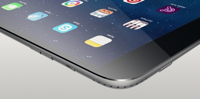 Известно разрешение 12,9-дюймового экрана iPad Pro