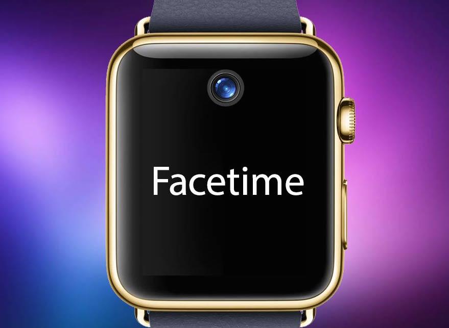 Apple может поставить камеру в Apple Watch второго поколения