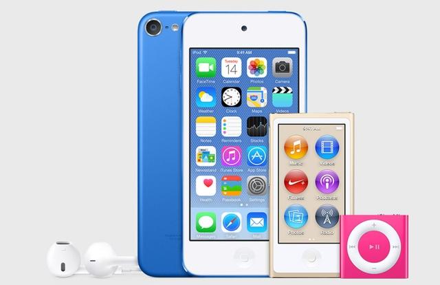 Apple готовит новые модели iPod