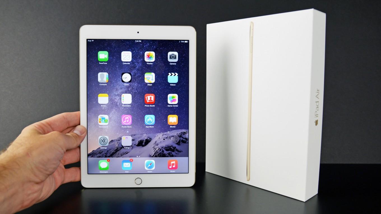 Сбербанк купит 10 тысяч iPad Air 2 на 300 млн рублей