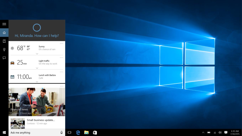 Выход Windows 10 сопровождался рядом багов