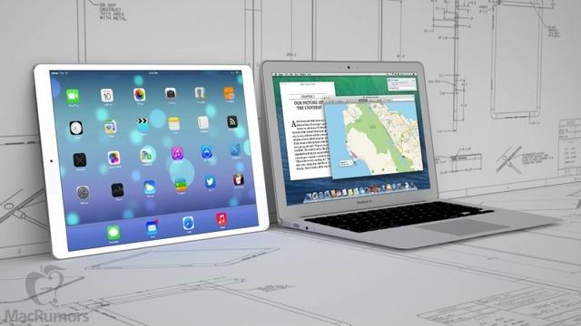 Производство iPad Pro стартует в сентябре