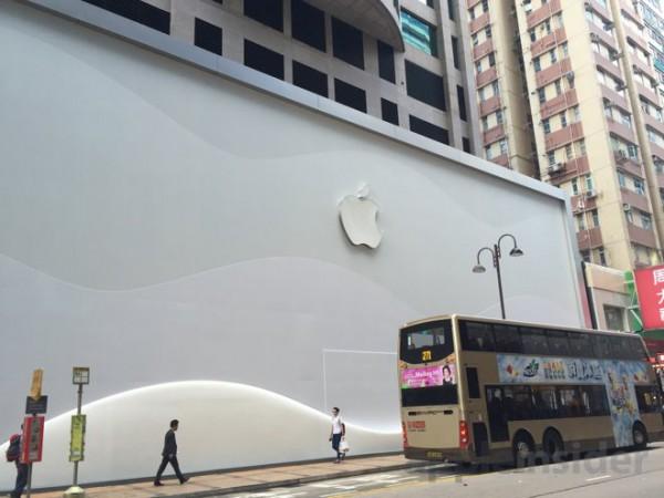 Apple откроет ещё один Apple Store в Гонконге