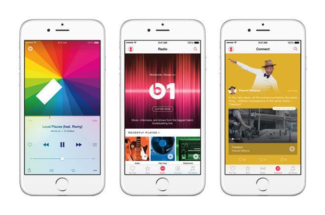 В Apple Music уже 10 млн подписчиков