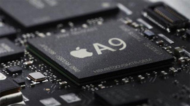 Стартовало массовое производство процессоров Apple A9