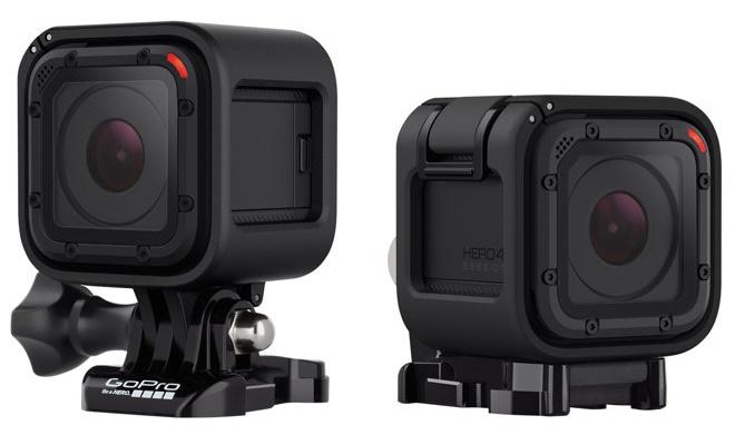 Компания GoPro представила новую камеру