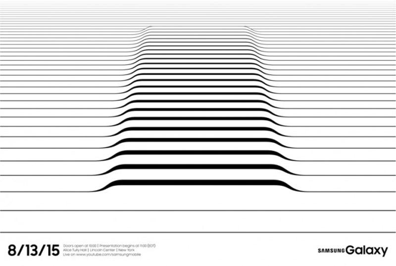 Samsung представит Galaxy Note 5 уже 13 августа