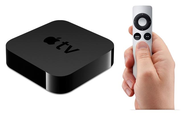 Новая приставка Apple TV выйдет в сентябре