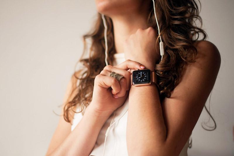 Apple представила новые ролики для Apple Watch