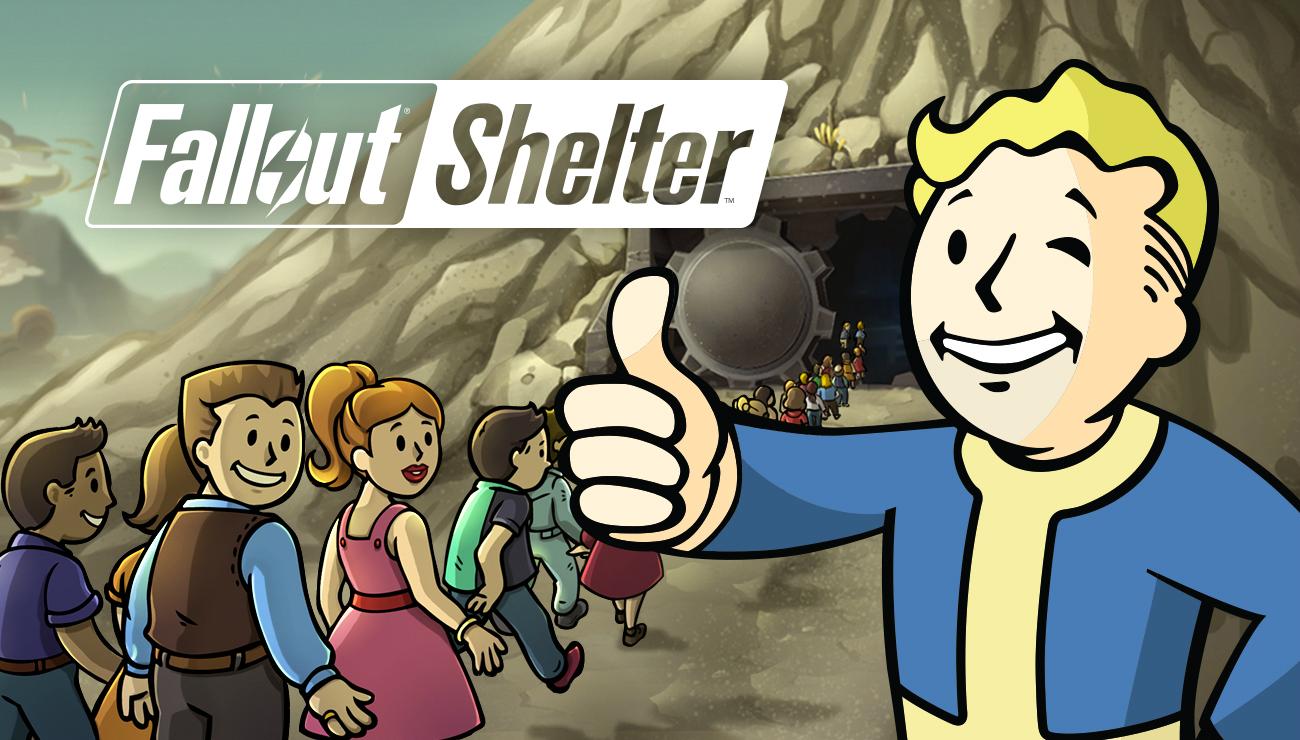 Fallout Shelter заработал более $5 млн за две недели