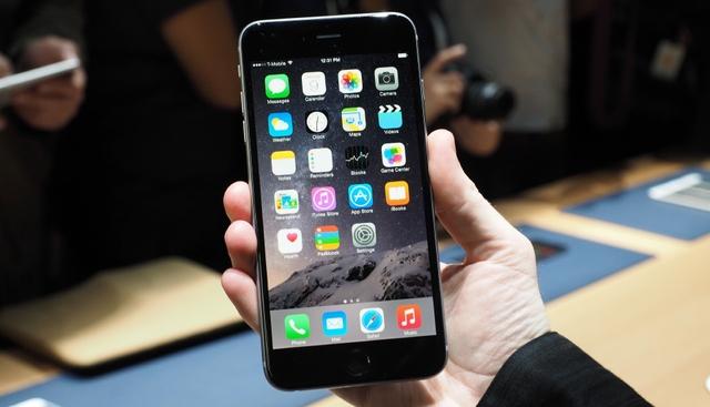 В прошлом квартале Apple продала 54,2 млн iPhone