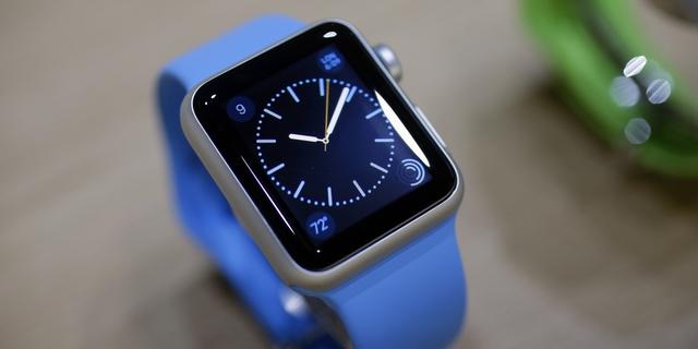 Apple Watch лидируют на рынке носимой электроники