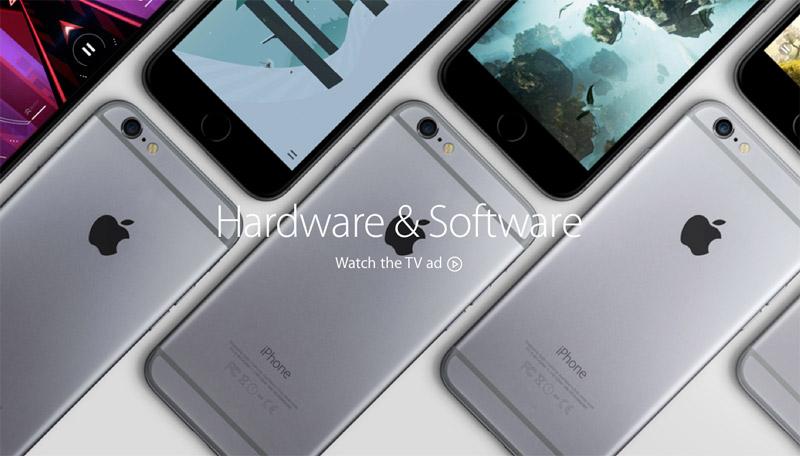 Apple выпустила два новых рекламных ролика